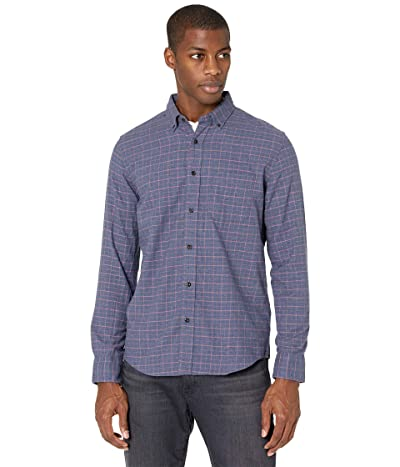 Faherty Stretch Featherweight Flannel (Hayes Check) Men