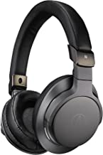 Audio Technica ATH-SR6BTBK - Wireless Over-Ear High-Resolution Headphones