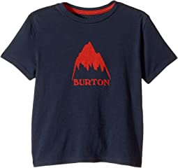 Burton Kids - Mini Classic Mountain High Short Sleeve T-Shirt (Toddler)