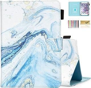 جراب لجهاز 6.5-7.5 بوصة، جراب قابل للطي مغناطيسي من الجلد الصناعي خفيف الوزن من Casii لهاتف Galaxy Tab E 7.0/ Tab A 7.0/ F...