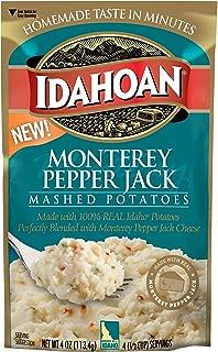 Idahoan Cheese Across America - Monterey Pepper Jack, 12 Pouches (4 Servings Each)