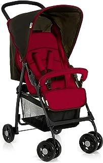 comprar comparacion Hauck Sport Silla de paseo ligera y practica para bebes de 0 meses hasta 15 kg, sistema de arnés de 5 puntos, respaldo rec...