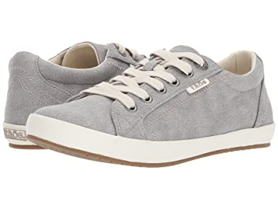 Taos Footwear Star (Grey Wash Canvas) Women