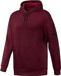 45556a84 Amazon.co.uk: Reebok - Hoodies / Hoodies & Sweatshirts: Clothing