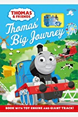 Thomas & Friends: Thomas' Big Journey: Book with toy engine and giant track! Hardcover