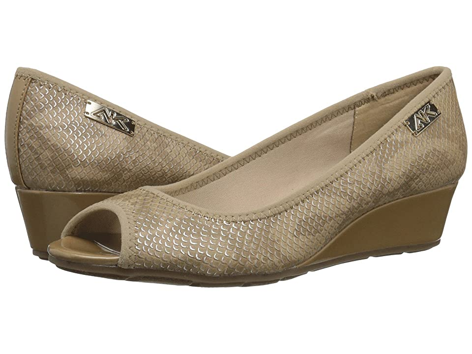 Anne Klein Camrynne (Light Natural Reptile) Women
