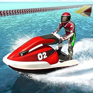 Fearless Jet Ski Racing: Real Powerboat Speed adventure Free 3D 2019
