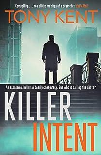 KILLER INTENT: A Zoe Ball Book Club choice