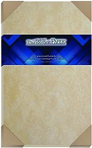 ThunderBolt Parchment Paper