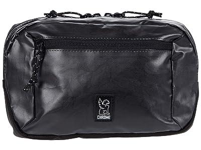 Chrome Zip Top Waistpack (Clear Camo) Bags