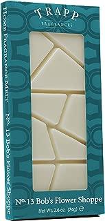 Trapp Candles Home Fragrance Melt, No. 13 Bob's Flower Shoppe, 2.6-Ounce