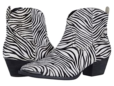 Dingo Hairy Up (Black Zebra) Women