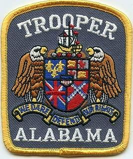 alabama trooper patch