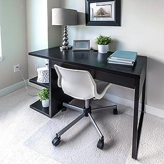"""Floortex Polycarbonate Chair Mat 47"""" x 35"""" for Plush Pile Carpets"""