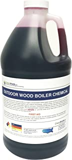 Chemworld Outdoor Wood Boiler Chemical Treatment - 1/2 Gallon - Treats 125 to 250 Gallons of Water