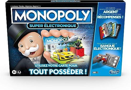 Monopoly Electronique Ultimate Rewards, Jeu de Societe, Jeu de Plateau, Version Francaise