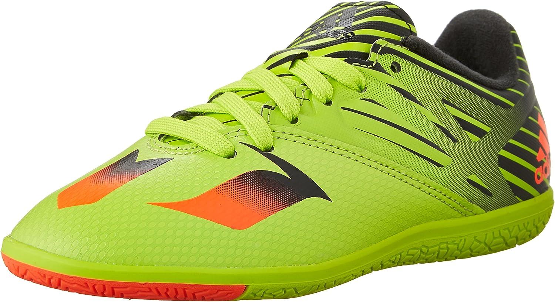 adidas Performance Messi 15.3 Indoor Soccer Shoe (Little Kid/Big Kid)