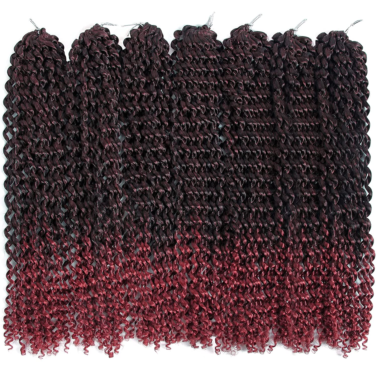 Passion Twist Crochet Max 45% OFF Hair 18 7Packs Import Wave Water Bra Inch