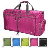 ced78952686 Homdox 80L Duffle Bag Large Foldable Lightweight Waterproof Duffel Bag for  Camping