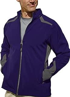 Men's Subzero Athletic Soft-Shell Full Zip Jacket