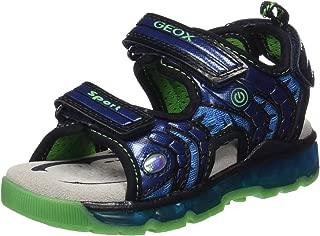 Geox Boy's J Sandal Android BOY Flat Sandals