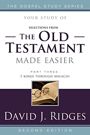 The Old Testament Made Easier Part 3