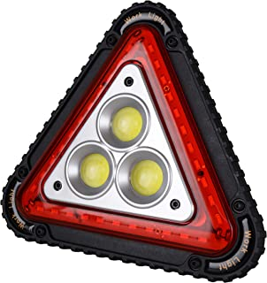 Guajave LED Traffic Warning Light Strong Magnetic Safety Road Flare Emergency Lights