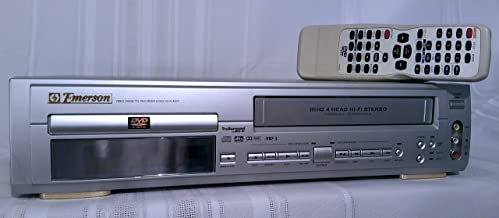 Emerson EWD2202 Dual-Deck DVD/VCR Combo