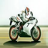 Wallpaper Motocyclette