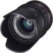 Rokinon 21mm T/1.5 High Speed Cine Lens (for Video Fujifilm X Cameras)