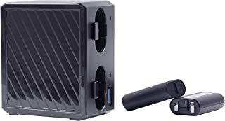 Amazon Basics - Caricabatterie per controller (progettato per Xbox One originale), nero