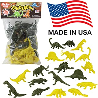 Best vintage plastic dinosaur toys Reviews