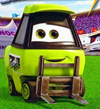 Disney Pixar CARS Race-O-Rama 1:55 Scale Die Cast Trunk Fresh Pitty