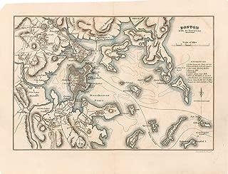 Best map of boston massachusetts in 1770 Reviews