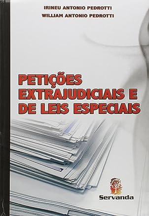 Petições Extrajudiciais e de Leis Especiais