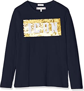 989c227bd2dca Tommy Hilfiger Sequin Tommy Icon Tee L S
