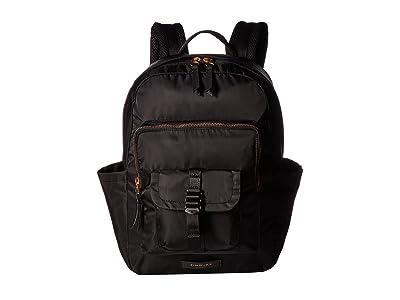 Timbuk2 Recruit Pack (Jet Black) Backpack Bags