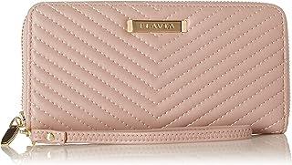 Flavia Women's Clutch (Pink)