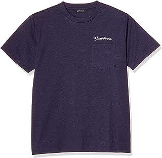 ナノ・ユニバース(nano・universe) :インディゴカラーステッチTシャツ SS