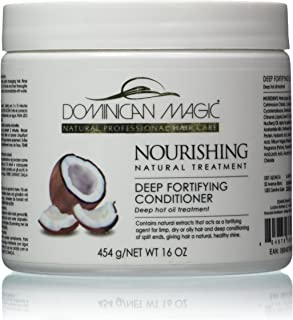 Dominican Magic Deep Fortifying Conditioner, 16 Ounce