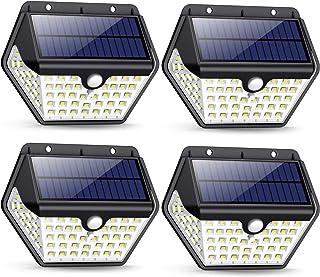 Luz Solar Exterior, 2019 Más Nuevo Modelo 60 LED - 800
