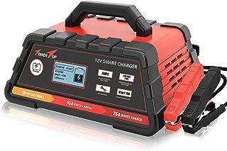 everstart battery charger error codes