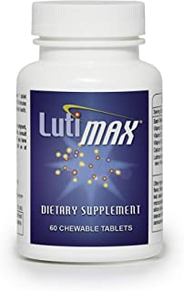 Natural Luteolin Complex with Rutin - Powerful Daily Supplement - Supports Brain, Muscle and Nervous System Health - Daily...
