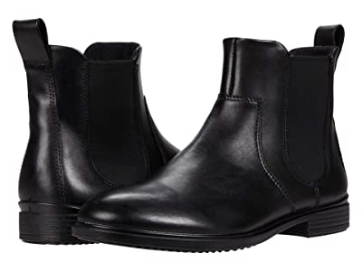 ECCO Touch 15 Chelsea Boot (Black) Women