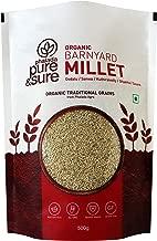 Pure and Sure Organic Barnyard Millet, 500g