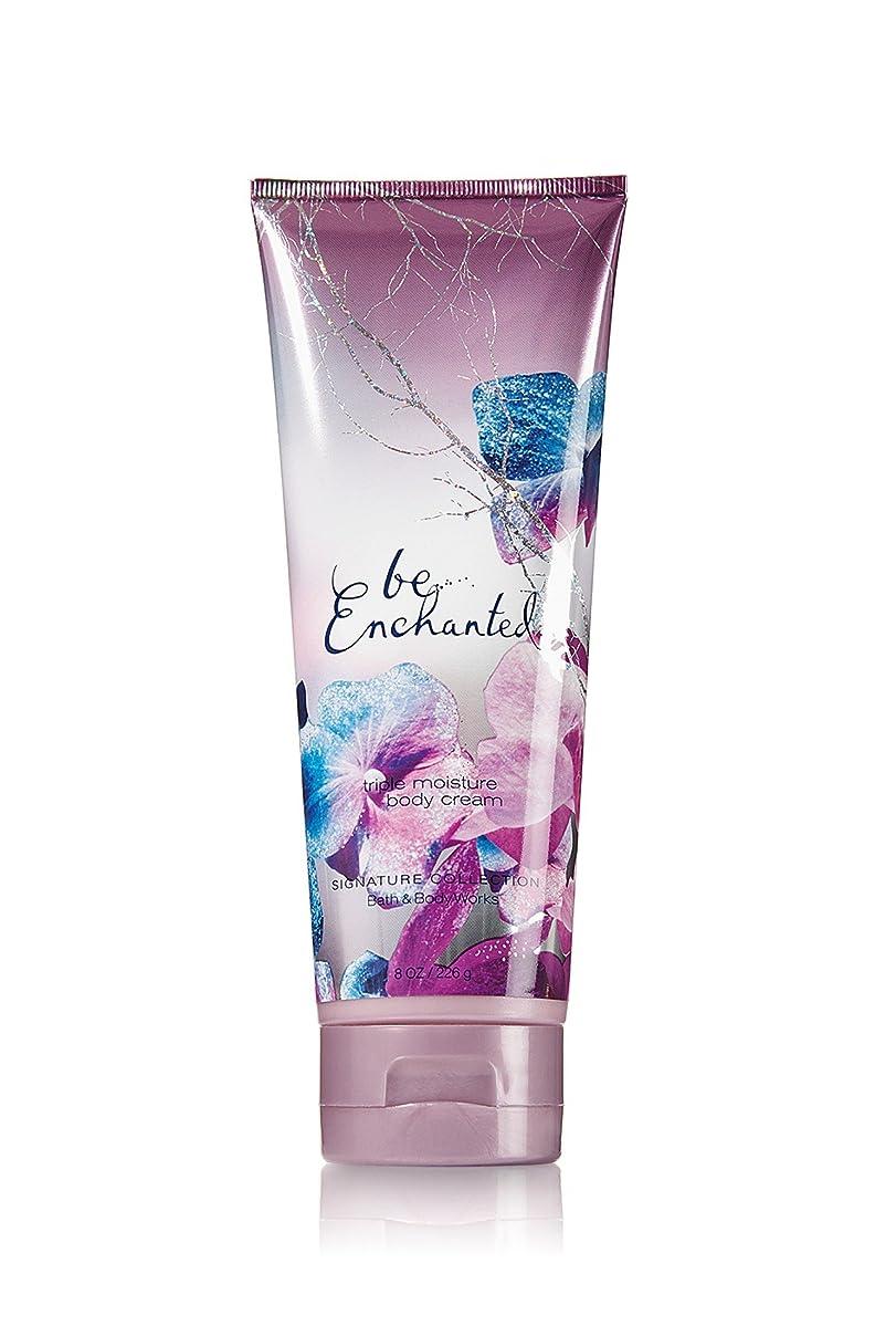 払い戻しスワップ一貫したバス&ボディワークス ビーエンチャンテッド ボディクリーム Be Enchanted Triple Moisture Body Cream [海外直送品]