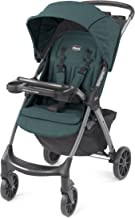 Chicco Mini Bravo Plus Lightweight Stroller, Eucalyptus