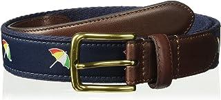 Arnold Palmer mens Embroidered Logo Web Golf Belt