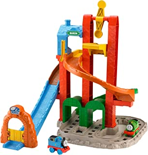 thomas the train twisting tower tracks