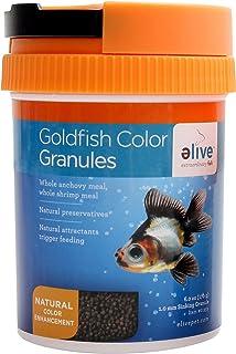 Elive 1 Pieza Goldfish Color Granules, 6 oz
